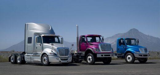 International camiones fortalece presencia global