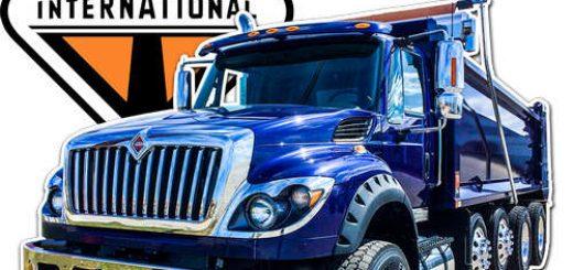 tracto camión international