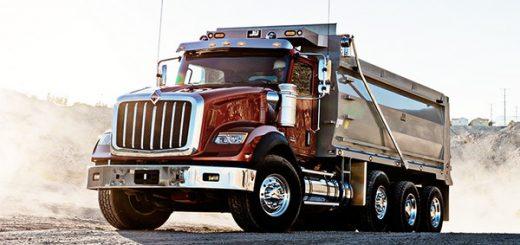 camión riesgos manejo zonas