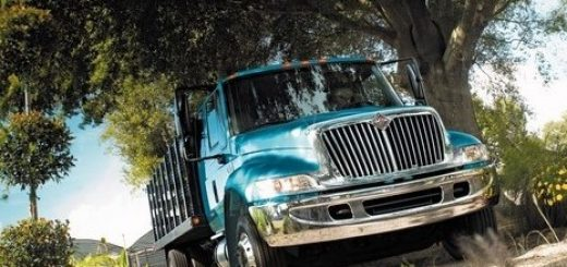 international camión en buen estado