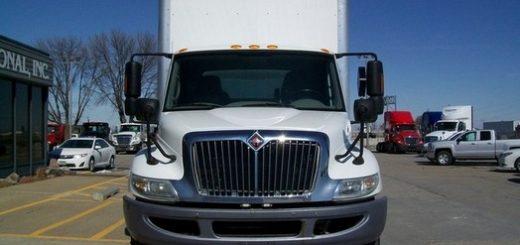 traccion 2wd international camiones