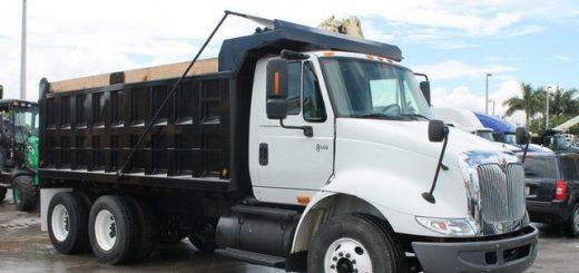 international camiones volquete comprar