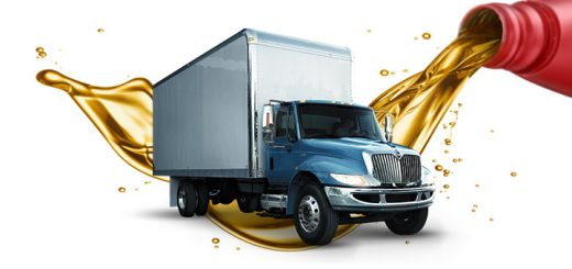aceite motor repuesto international camiones
