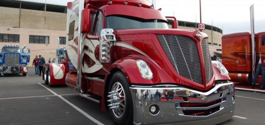 international camiones carga manejo consejos