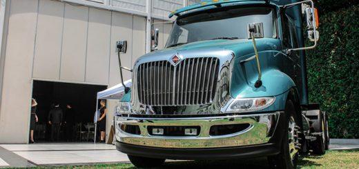international camiones de carga neumáticos cuidados