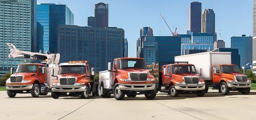 tipo camiones americanos capacidad carga
