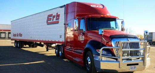 consejos conducir camion carga verano