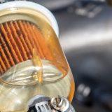 filtro de combustible defectuoso